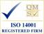 QMS ISO 14001 logo