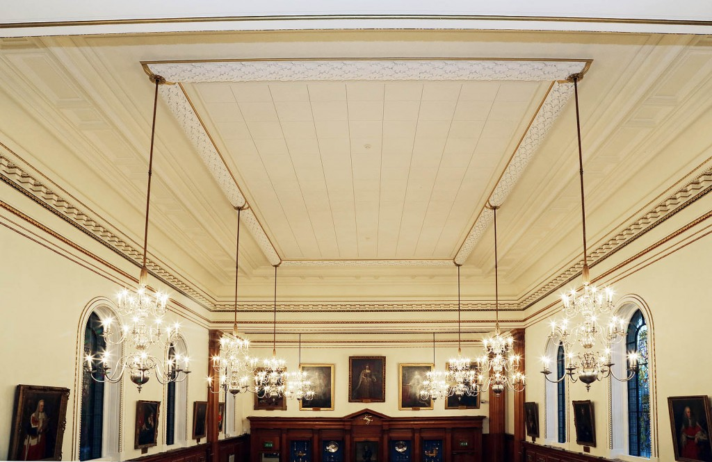 THE INNER TEMPLE BANQUETING HALL